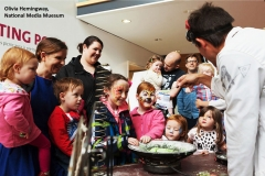 Science & Media Museum Family day 2016-1