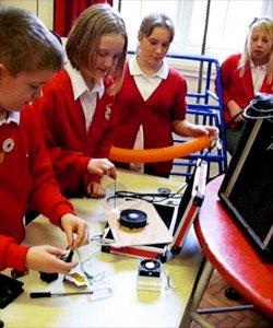 Noisy Toys School Workshops